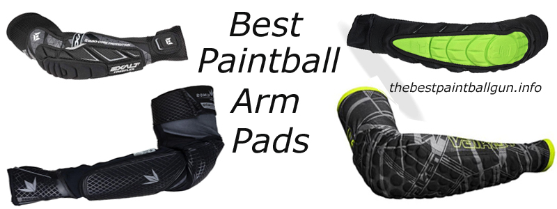 Best Paintball Arm Pads