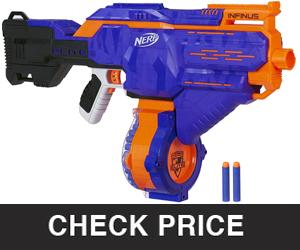 Infinus Nerf N-Strike Elite Toy Motorized Blaster