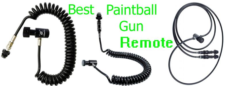 Best Paintball Gun Remote
