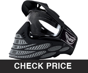 JT Spectra Flex Thermal Paintball Mask