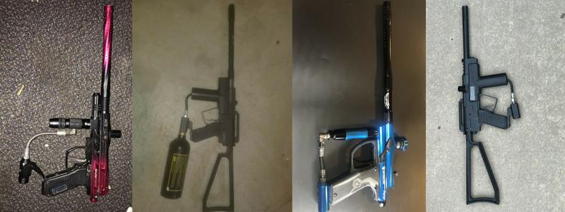 Best Spyder Paintball Gun