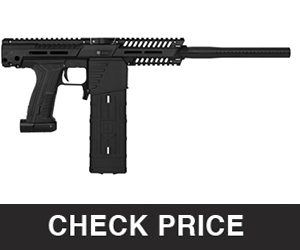 Planet Eclipse MG100 PAL Mechanical Paintball Marker