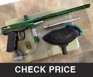 Spyder Imagine Emarker paintball gun
