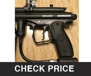 Spyder agressor paintball gun