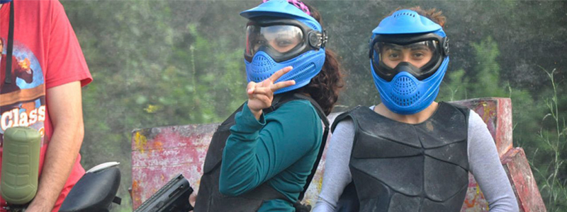 What To Wear For Paintballing